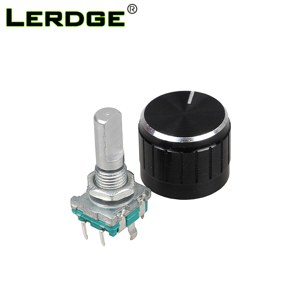 LERDGE 3D Printer Kits Parts Touch Screen Knob Module Rotary Switch Module With Button Cap For Lerdge Motherboard Controller