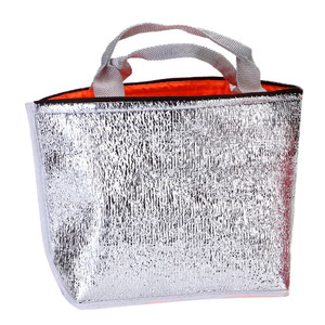 Image 3 - Storage Bag Organizer Thermal Insulated Lunch Boxes Tote Cooler Zipper Bag Lunch Pouch 2019 New Dropshipping Kitchen Accessories