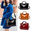 High Quality Brand New Ladies Fashion Women PU Leather Messenger Shoulder Bag Crossbody Casual Handbags W1696