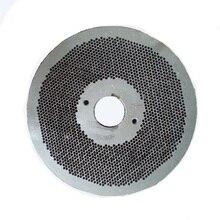 4 мм диаметр матрицы пресс-формы KL260 модель гранулятор машина
