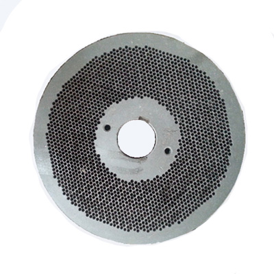 Matrize 260mm 6mm Koller 260 für Pelletpresse  Pellet mill Die Roller