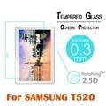 Для Samsung Galaxy Tab Pro 10.1 T520 T525 Закаленное Стекло экрана Протектор 9 h Безопасности Защитная Пленка 10.1 дюймов Tablet