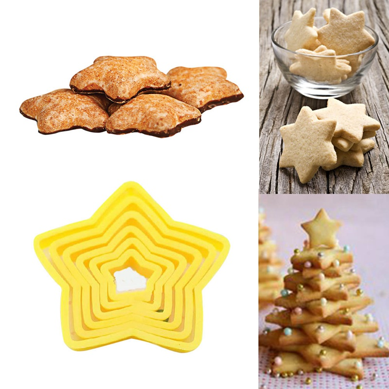 Christmas Bauble Cookie Cutter Dough Pastry Biscuit Xmas Decoration Shape