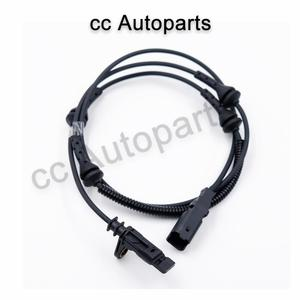 Image 2 - Front L/R ABS Wheel Speed Sensor For CITROEN C6 PEUGEOT 407 4545.G6 4545.A9 4545G6 4545A9 9642687580 0986594520 S119290001Z