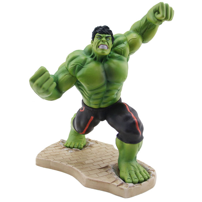 Free Shipping 8 The Avengers 2 Age of Ultron - Hulk Boxed 20cm PVC Action Figure Collection Model Doll Toy Gift xinduplan marvel shield iron man avengers age of ultron mk45 limited edition human face movable action figure 30cm model 0778