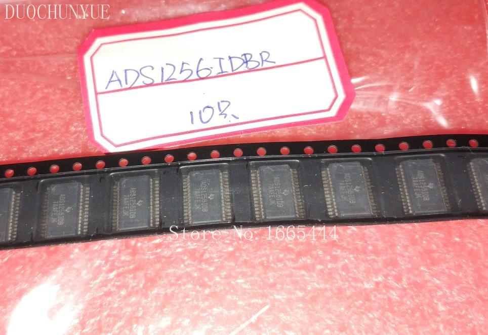Free Shipping ADS1256IDBR ADS1256IDB ADS1256 SSOP 28 Original authentic and new Free Shipping