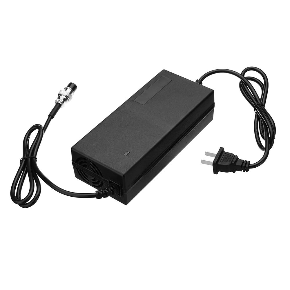 67.2V 3A 60V Lithium Li-ion Battery Charger For Eletric Scooter E-Bike Aviation Plug