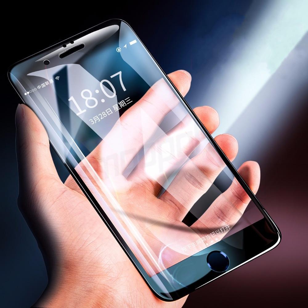 Aliexpress.com : Buy Bakeey 6D Arc Edge Anti Fingerprint