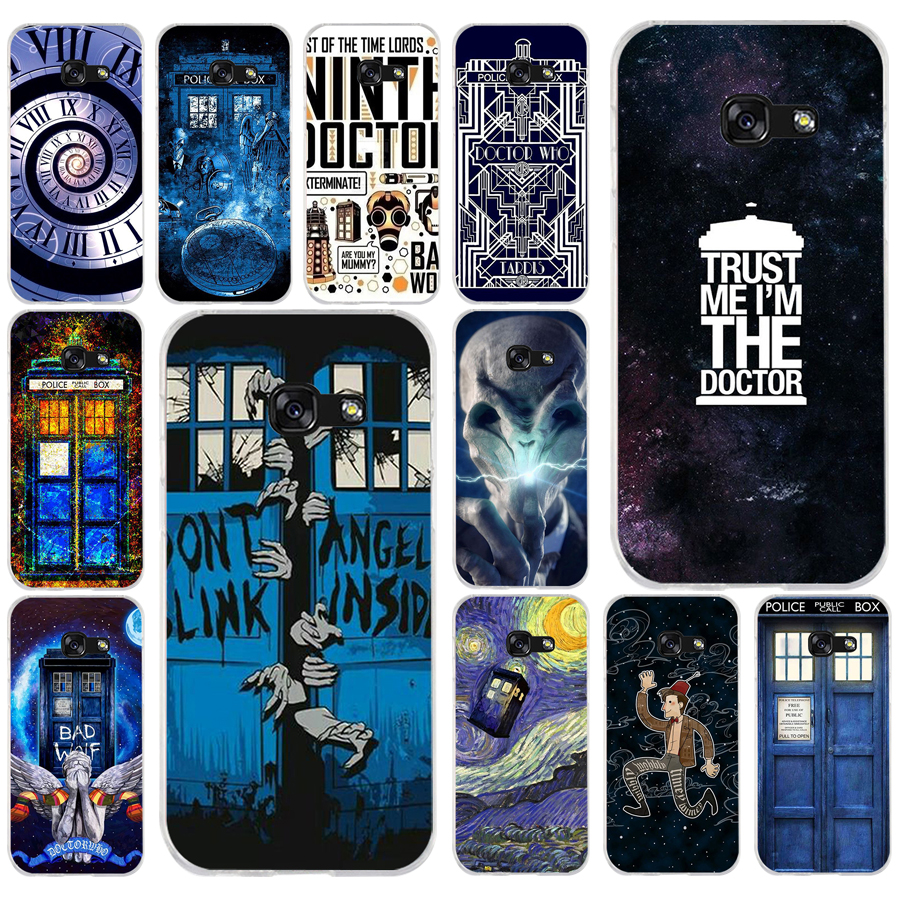 Energetic 249fg Tardis Box Doctor Who Soft Silicone Tpu Cover Phone Case For Samsung A3 2016 A5 2017 A6 Plus A7 A8 2018 S6 7 8 9 Phone Bags & Cases