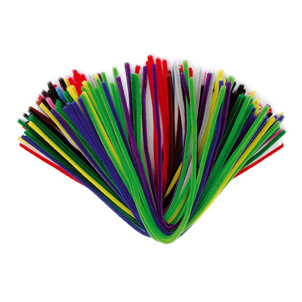 Pipe cleaners arts and crafts - Pipe Cleaners Arts And Crafts 100pcs Chenille Stems Pipe Cleaners For Home Diy Art Craft