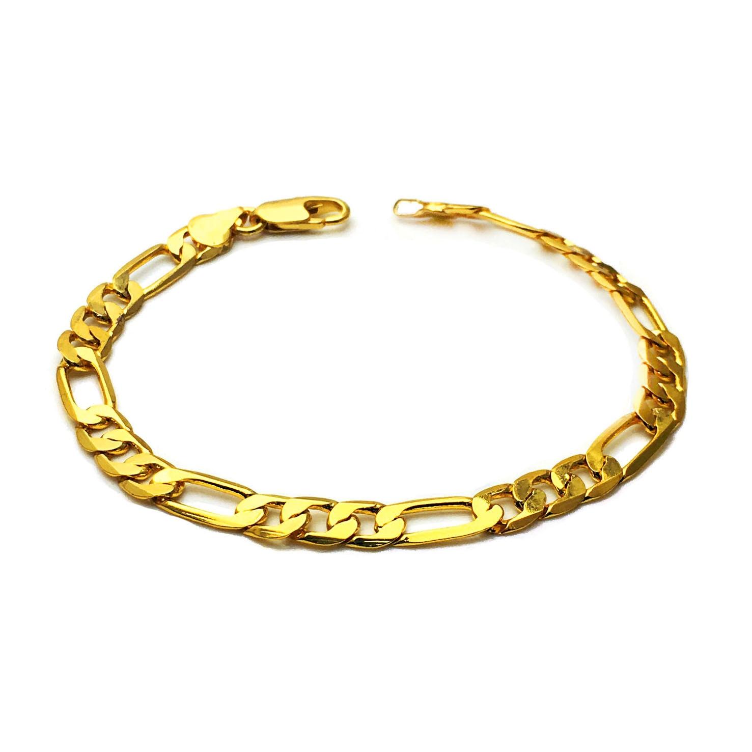 Men s Copper Bracelet 1 8 K Jewelry Personality Men Cool Bracelet KS 157