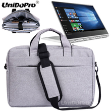 UNIDOPRO Waterproof Messenger Shoulder Bag Case for Lenovo Ideapad 710S Plus / Yoga 720 2-in-1 13.3″ Notebook Sleeve Cover