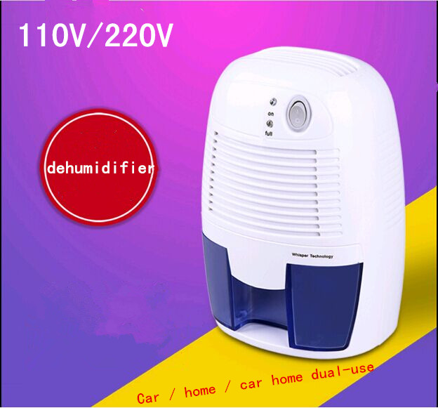 110V / 220V Hot Export Mini Household Car Dehumidifier