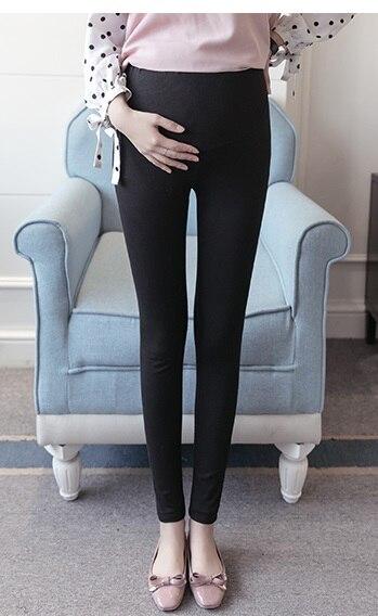 New S-4XL Cotton Maternity leggging Pregnancy Clothes Autumn Women Pants For Pregnant Women Leggings Maternity Clothing