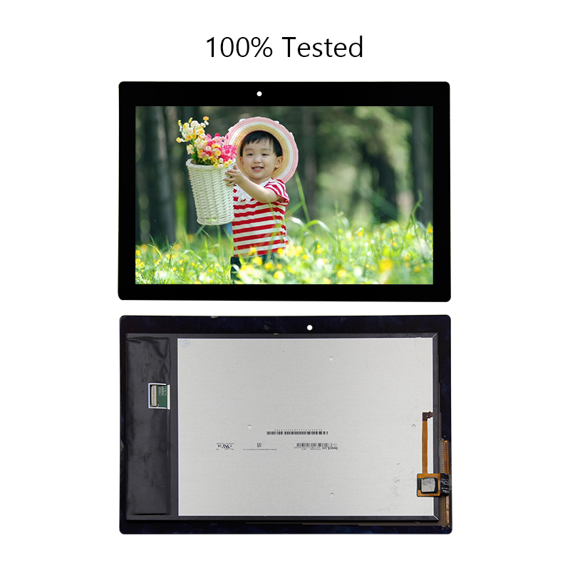 Free Shipping For Lenovo Tab 2 A10-70 A10-70F A10-70L 10.1 Touch Screen Digitizer Lcd Display Assembly Replacement +Tools jianglun lcd screen display glass for lenovo tab 2 a10 70 a10 70f a10 70l a7600 10 1