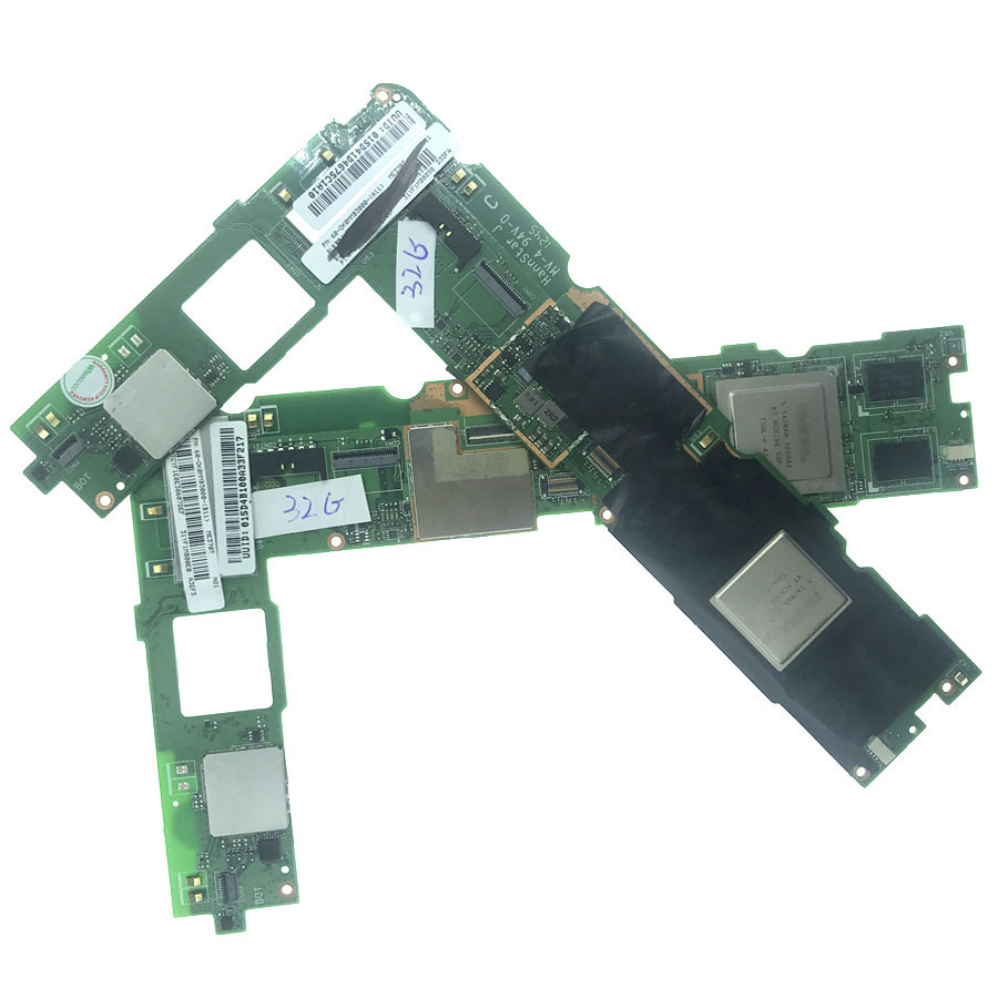 In Stock 100% Tested Working For ASUS Google nexus 7 1st ME370T 2012 WIFI 32G version Motherboard Logic + multiple languages