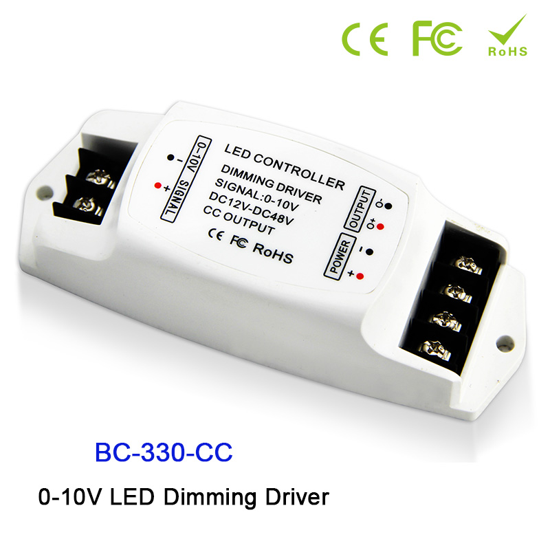 Dimmer Beleuchtung Zubehör Bc-330-cc Led Pwm Dimmer 0-10 V 350ma/700ma/1050ma Konstante Strom Led Pwm Dimmen Fahrer Für Led Lampe Licht Flight Tracker Dc12v-48v