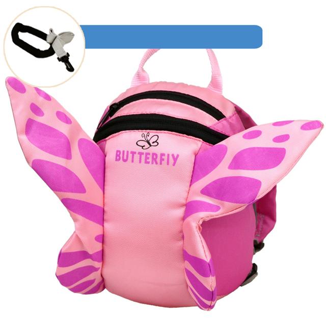 Crianças da escola sacos de pacotes anti perdidos perdeu contra homens e mulheres 1-2-3 anos de idade do bebê infantil bonito mochila animais crianças