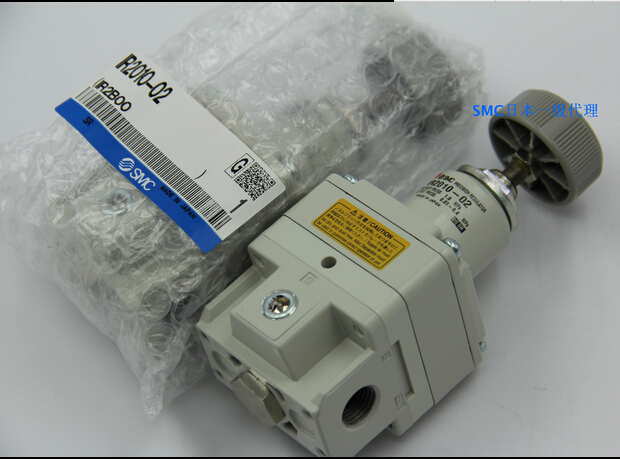 SMC Precision pressure regulator valve IR2010-02  New original authentic vt307v 5g 02 new original authentic smc vacuum solenoid valve