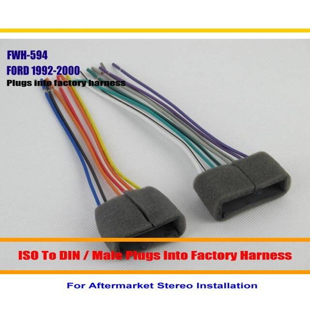 wire harness bt iso din iso black elsavadorla