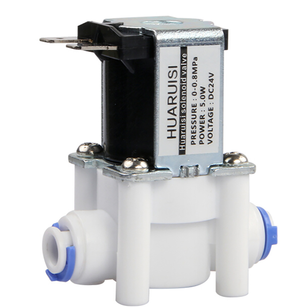 1PC 24V DC Electric Water Valve Solenoid Valve 1/4