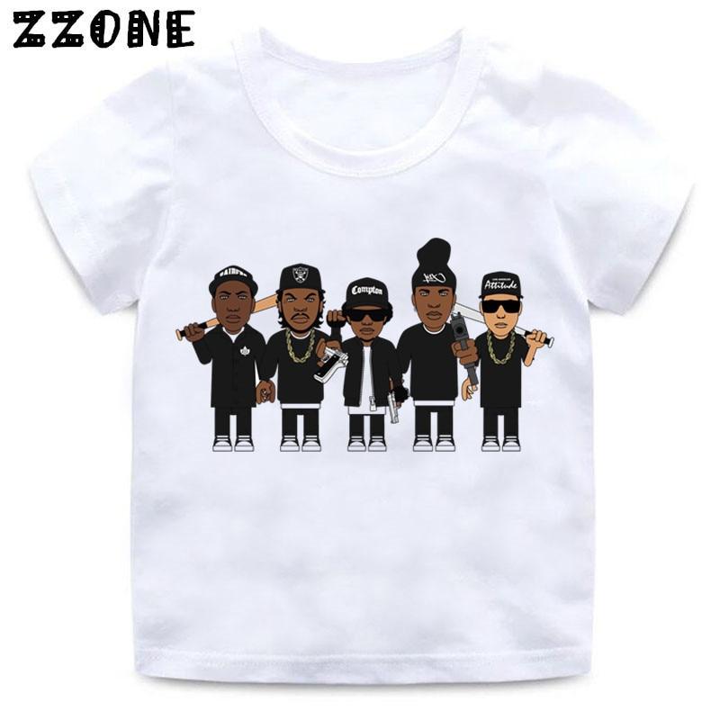 kids t shirt NWA baby