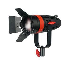 Image 2 - 3 Pcs CAME TV Boltzen 55 w Fresnel Có Thể Đặt Tiêu LED Bi Màu Kit Với Khán Đài Ánh Sáng