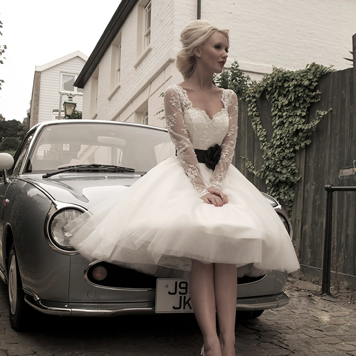 Popular Vintage 50s Wedding Dress-Buy Cheap Vintage 50s