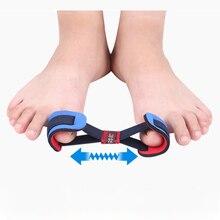 1Pcs Big Toe Stretcher Hallux Valgus Orthotics Corrector Pedicure Tools  Bunion Splint Correction Bone Thumb Training Feet Care