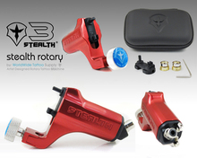 Stealth Rotary Tattoo Machine Gen3
