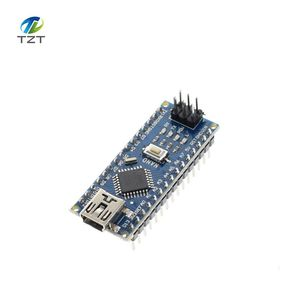 Image 4 - 10pcs NANO V3.0 ATMEGA328P With the bootloader Nano 3.0 controller compatible nano CH340 USB driver 16Mhz with CABLE for Arduino