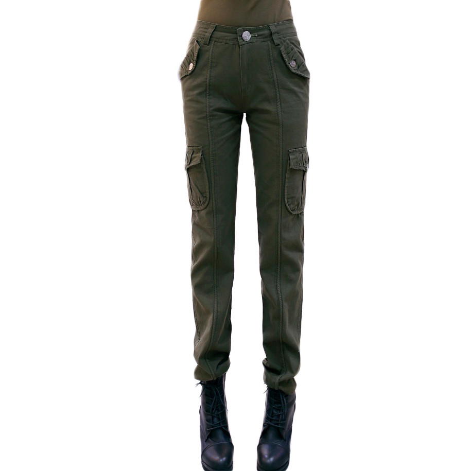 Popular Green Skinny Cargo Pants-Buy Cheap Green Skinny Cargo ...