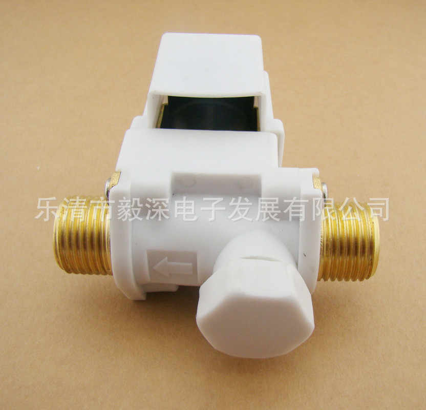 1pc New Practical Electric Solenoid Valve AC 220V Water Air N/C Normally Closed 0 - 0.8Mpa Diaphragm Valves For 1/2