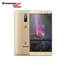 Original Lenovo Phab 2 Plus PB2-670N Octa Core 3 GB RAM 32 GB ROM 4G FDD-LTE 6.44 pouce Android 6.0 13MP Caméra Tablet Smart téléphone