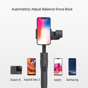 Image 4 - Feiyu Vimble 2 Erweiterbar Handheld Telefon Gopro Gimbal Video Stabilisator für iPhone X 8 7 Gopro Hero 6 Xiaomi Yi samsung S8