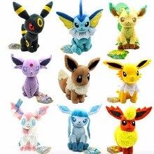 9pcs/set Plush Toys Dolls Soft Stuffed Animals Anime Figure Kids toys for children Birthday Gift