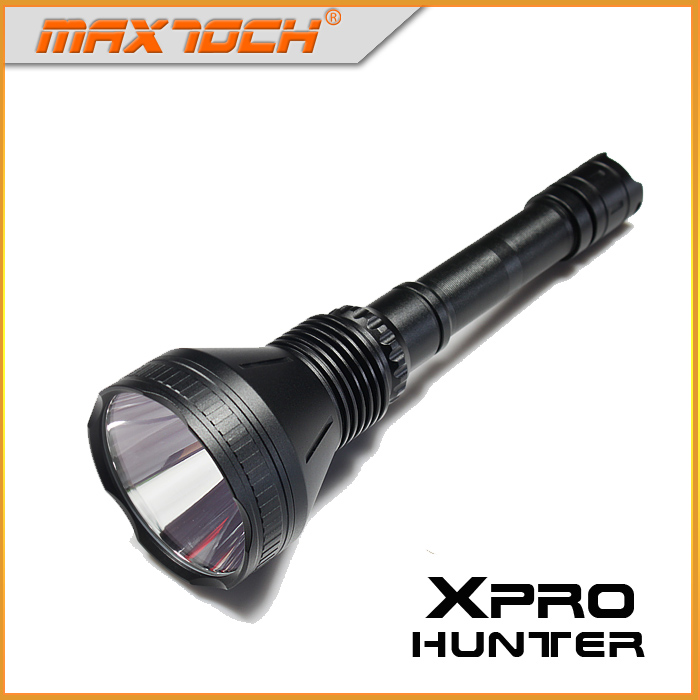 MAXTOCH X Pro 1400M Beam Distance 78mm Head Dedomed XM L2 U4 LED Compatible 21700 and