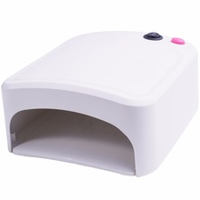 1 Set 36W UV Lamp Gel Nail Dryer White led Curing for Gels Polish Art Tools Hot Sale 818