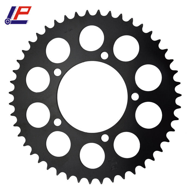 ФОТО NEW PACKING  REAE SPROCKET 47T suitable  APRILIA (Next) 650 ie Pegaso trail2007,2008,2009