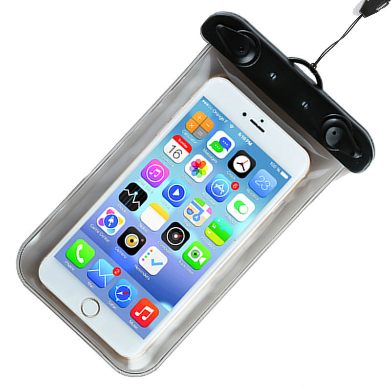 more photos 05e13 c1748 US $1.99 |Color PVC Waterproof Phone Case Underwater Phone Bag Pouch Dry  For Iphone 4/5S/6/6 plus For Samsung S2/S3 Phone Waterproof Bag on ...