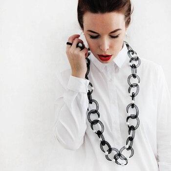 4e8869f15610 YD y YDBZ nuevo colgante de perlas collares para mujeres de diseñador de  moda de lujo collar largo dos usos de las cadenas de joyería hecha a mano  gótico