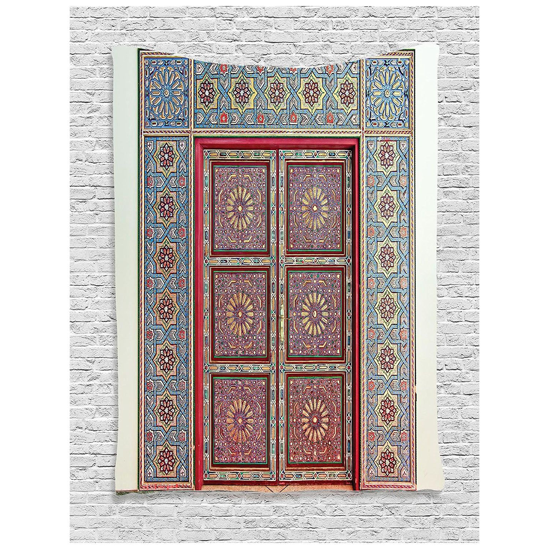 Marokkanischen Decor Sammlung, EINE Herrliche Marokkanischen Traditionelle  Alte Tür Tor Messing Historischen Handwerk Bild,