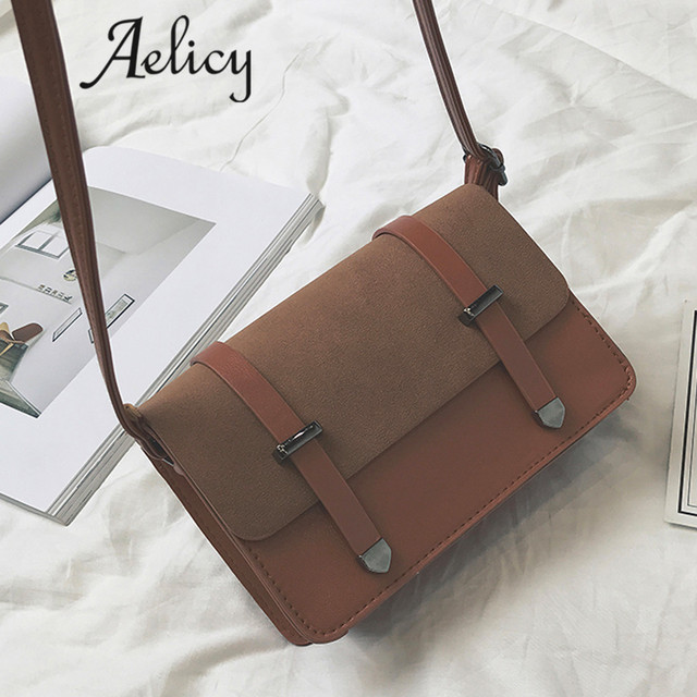 1e57d0b0ef Aelicy PU Leather Women Bag Female Handbag Women Leather Handbags Female  Crossbody Bags Ladies Small Size