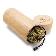 Wood Watches Boxes Bamboo Sunglasses Jewelry Storage Box