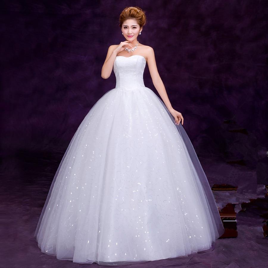 pth dm06762017 star new wedding dress bride lace bra wedding gown long dresses
