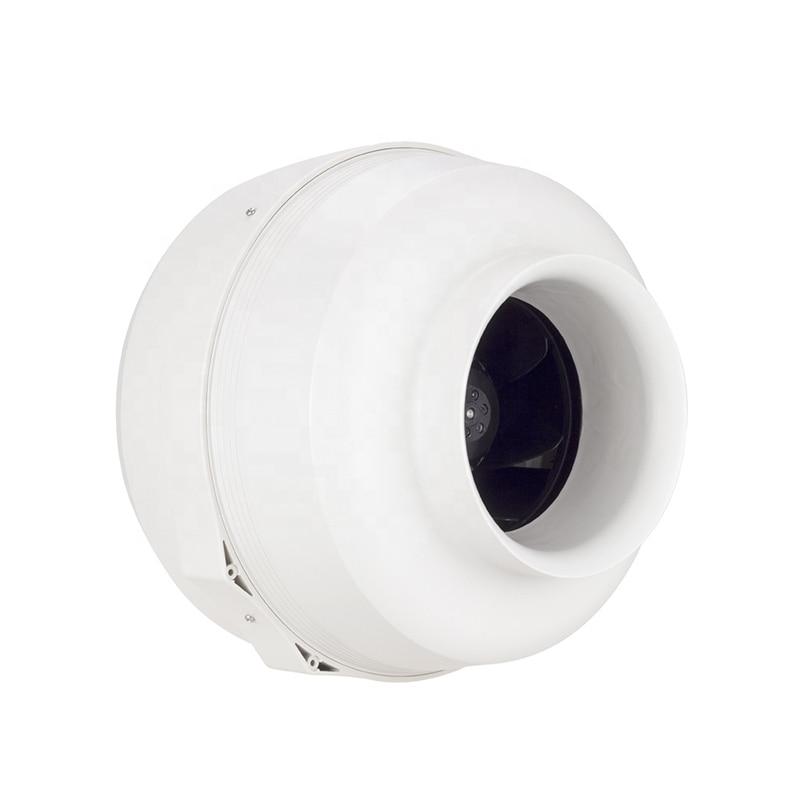 8 inline duct fan centrifugal fan turbo silent high pressure kitchen waterproof exhaust ventilation fan blower 200mm 220V