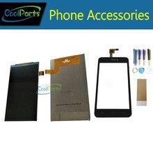 Дешевые 1 шт./лот Высокое качество для Explay Craft ЖК-дисплей Экран Дисплей с Сенсорный экран планшета с инструмент и Клейкие ленты заменяемой