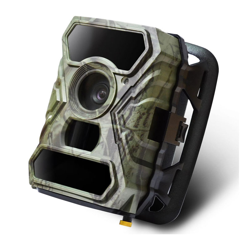 Game Trail Hunting Camera 12MP 1080P HD Wide Angle Infrared Night Vision 56pcs IR LEDs Scouting Cam Digital Surveillance Camera hd 12mp hunting camera digital infrared wildlife scouting trail camera wide angle 2 4 lcd ir hunter cam