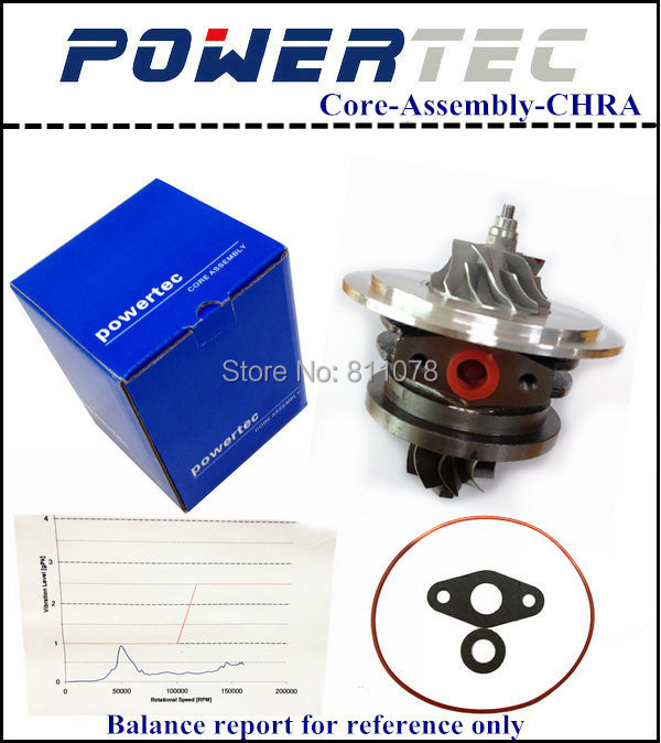 Turbo turbocharger cartridge GT1549P 707240 706006 CHRA for Citroen C8 Evasion Ulysse II Lancia Phedra Zeta Peugeot 807 2.2 HDi turbo turbocharger cartridge gt1549p 707240 706006 chra for citroen c8 evasion ulysse ii lancia phedra zeta peugeot 807 2 2 hdi