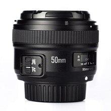 YONGNUO YN EF 50mm f/1.8 AF Lens YN50 Aperture Auto Focus for Nikon Cam